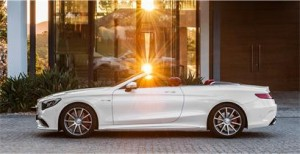 2016 S-Class Cabriolet
