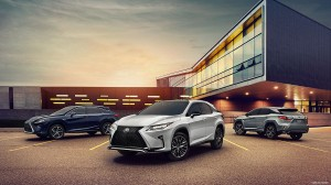 Lexus RX fsport